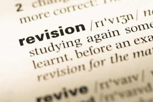 Our Top 5 Revision Tips